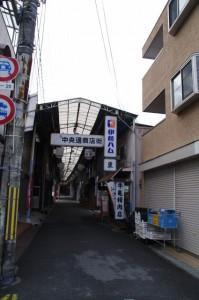 中央通商店街(桜井駅南側)