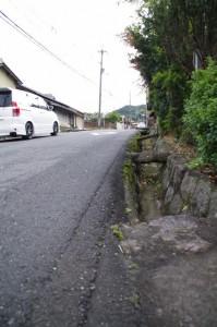 赤鳥居バス停~倉橋バス停