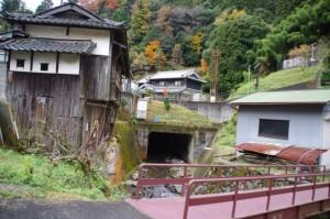 不動滝~多武峯バス停