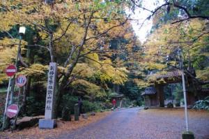 談山神社 東大門