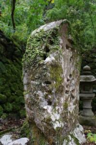 (30)東大門付近の「下乗」石(談山神社)