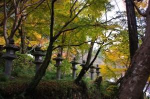 (38)燈籠ヶ辻(談山神社)
