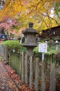 (14)石燈籠(談山神社)