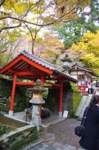 手水舎(談山神社)