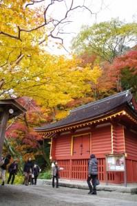 (8)西宝庫(談山神社)