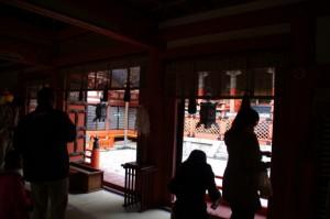 (11)拝殿(談山神社)