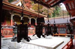 (9)本殿(談山神社)