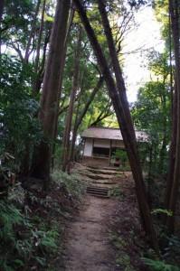 (27)三天稲荷神社(談山神社)