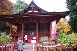 (13)東殿『恋神社』(談山神社)