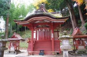 (1)比叡神社(談山神社)