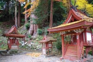 神明神社(談山神社)