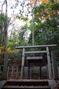 御破裂山 藤原鎌足公墓所(談山神社)
