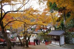 (17)西入山入口受付付近(談山神社)