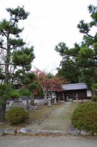 大原神社(明日香村小原)