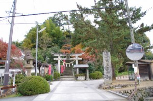 飛鳥坐神社