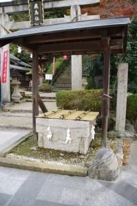 飛鳥井(飛鳥坐神社)
