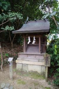 祓戸社(飛鳥坐神社)