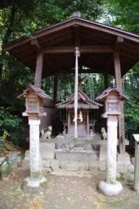 白髭神社(飛鳥坐神社)