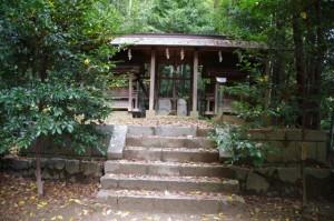 八坂神社・金毘羅神社(飛鳥坐神社)