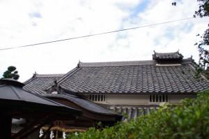 社務所(飛鳥坐神社)