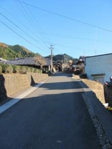 坂本棚田(亀山市)