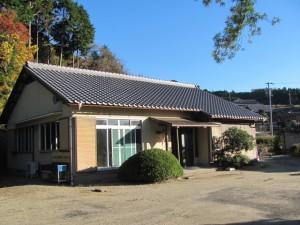坂本公民館(坂本棚田)