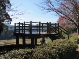 坂本農村公園の展望台