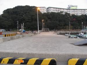 八幡神社の社叢(鳥羽市小浜町)