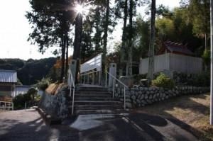 鹿海神社(伊勢市鹿海町)