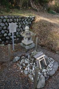 山の神社(伊勢市鹿海町)