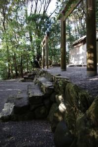 朝熊御前神社、朝熊神社