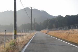 麻加江から獅子ヶ岳へ向けて(度会町)