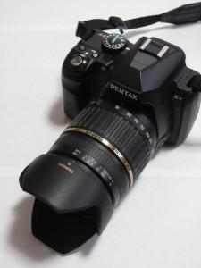 PENTAX K-r、TAMRON AF18-200mm F/3.5-6.3 XR