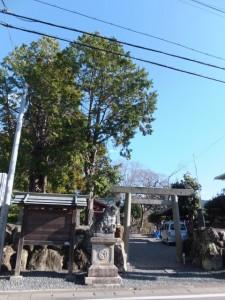 長峯神社(伊勢市古市町)