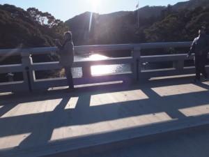 宇治橋(内宮)