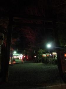 大晦日の須原大社