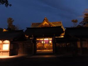 神楽殿(内宮)