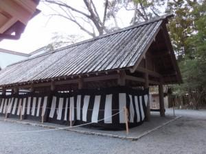 元始祭(内宮)