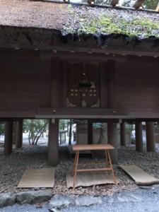 御稲御倉(内宮)