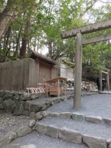子安神社、大山祗神社(内宮)