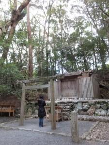 大山祗神社(内宮)