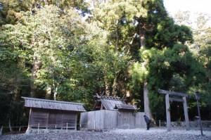 御船倉と若宮神社