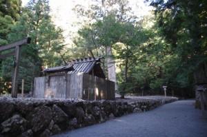 長由介神社(川島神社を同座)と新御敷地