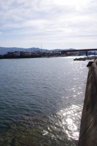 海の駅 神社 付近