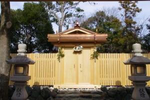 日和神社(伊勢市下野町)