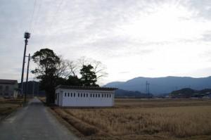 加努弥神社の社叢
