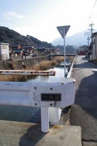 朝熊橋(朝熊川)