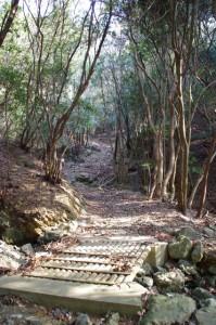 丸山道(金剛證寺~丸山庫蔵寺)
