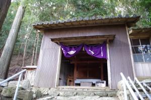 鎮守堂(丸興山庫蔵寺)