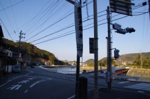 丸山道(杉ヶ瀬入口)